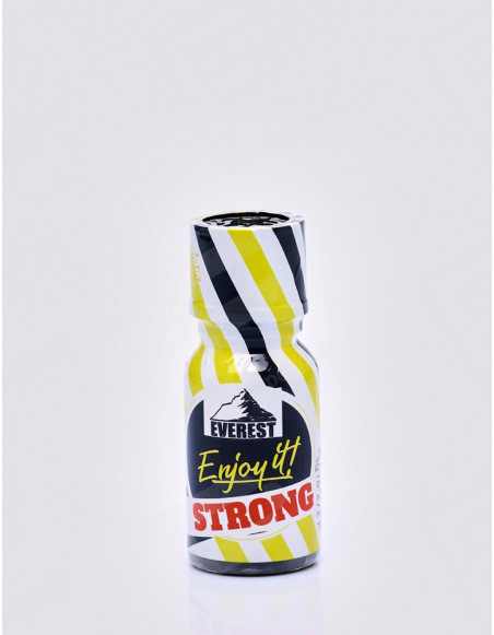 enjoy it! strong poppers