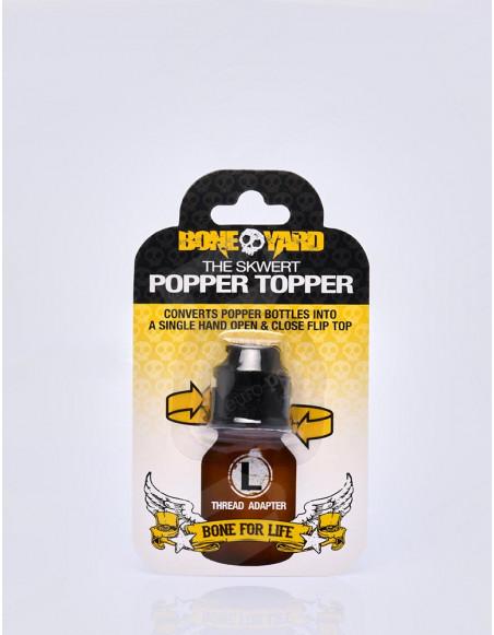 Tappo per poppers Dimensione Large